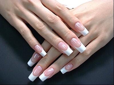 Pink White Full Set